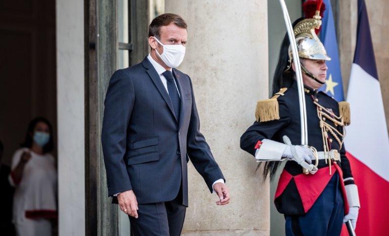 Macron: vers l'immunité collective