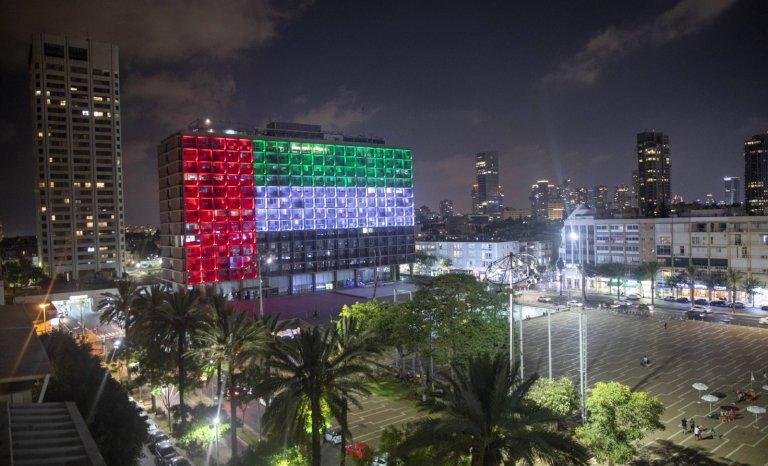 Paix Emirati-Israélienne, devoir d'émotion
