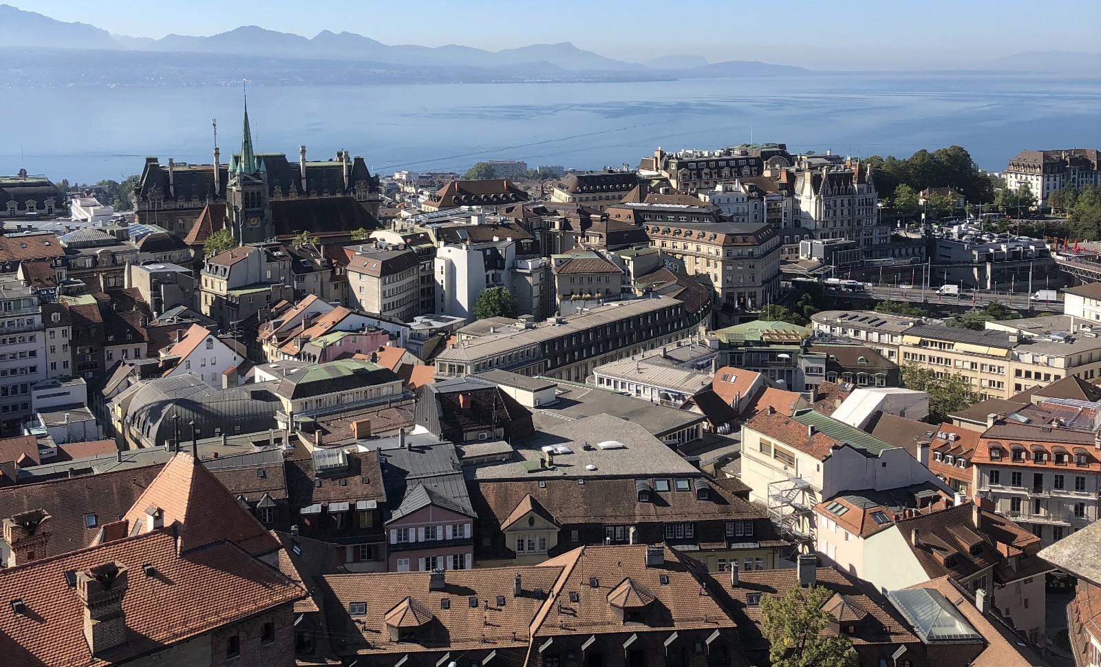 Lausanne Image: Sophie ML / Pixabay