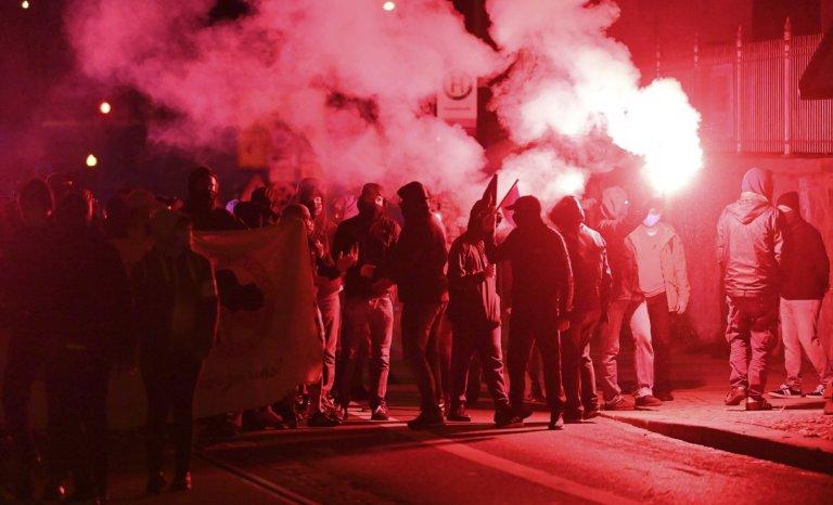 A Leipzig, les liens troublants entre casseurs et une partie de la gauche