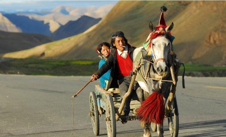 Un proverbe tibétain