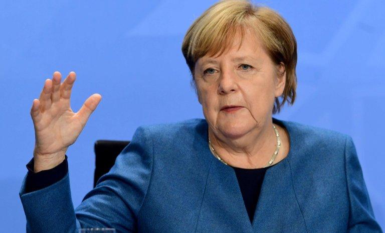 La double vie d'Angela Merkel