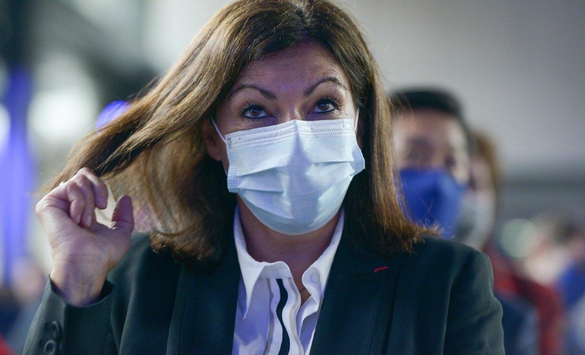 Anne Hidalgo, septembre 2020 © ISA HARSIN/SIPA Numéro de reportage: 00983572_000003.