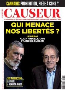 Numéro disponible à la vente ici https://www.causeur.fr/magazine