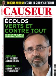 Octobre 2020 – Causeur #83