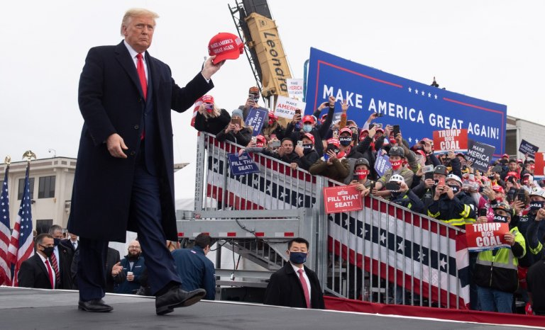 Drieu Godefridi: « Selon moi, Trump gagnera »