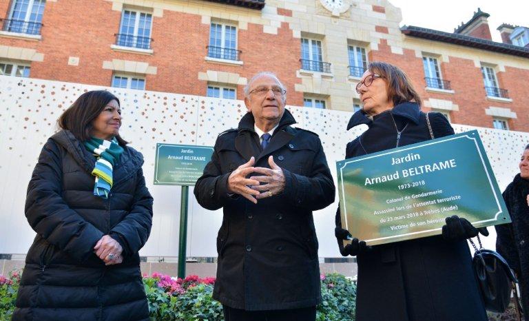 L'hommage raté de la Ville de Paris à Arnaud Beltrame