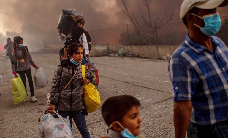 Lesbos: abus d'hospitalité
