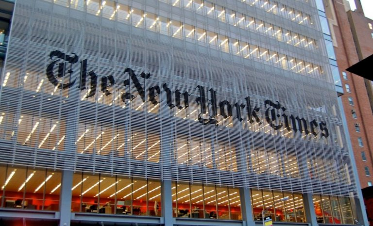 """Faux jihadiste, choix éditoriaux douteux: les casseroles à répétition du """"New York Times"""""""