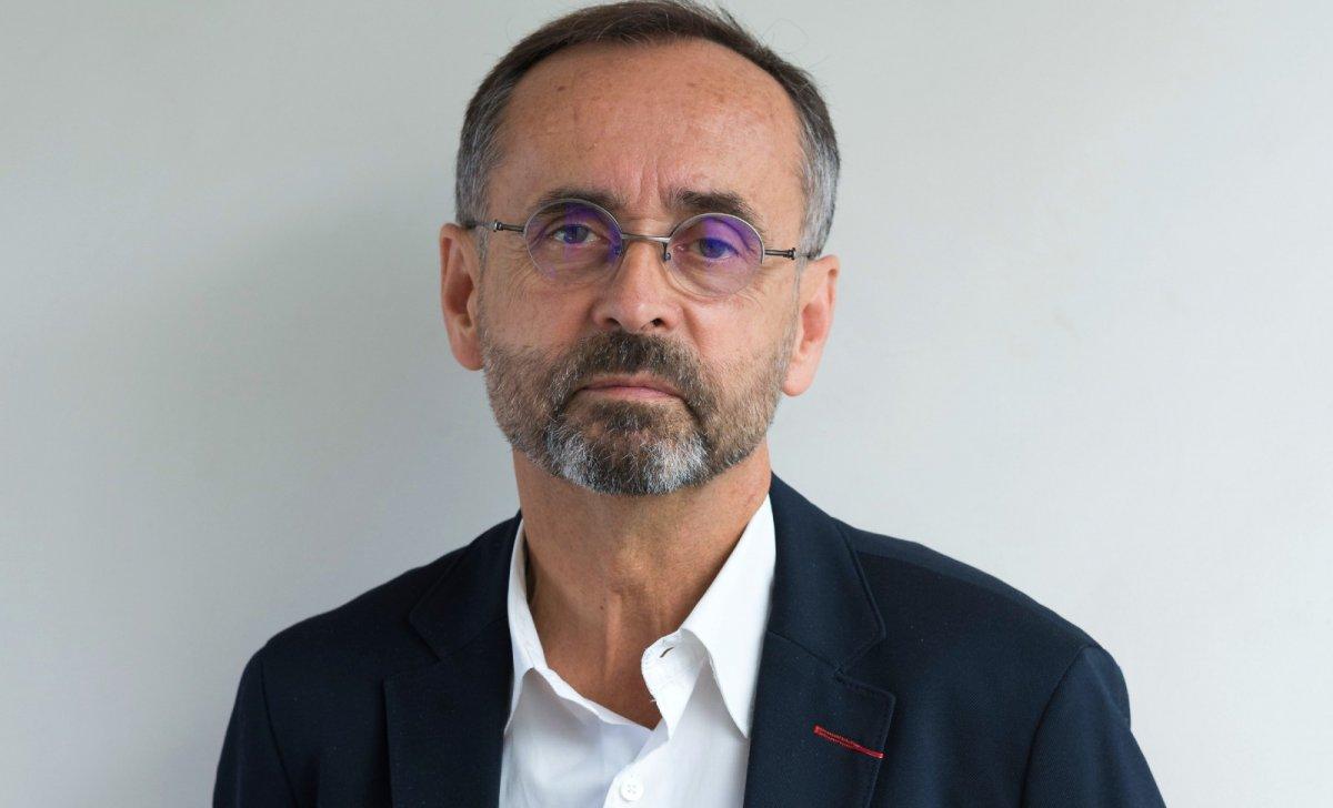 Robert Ménard est maire de Béziers © Hannah Assouline