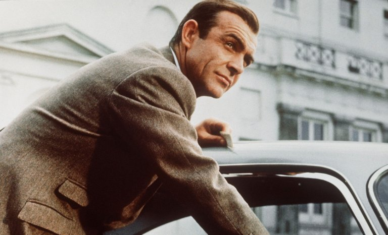 Sean Connery est éternel…