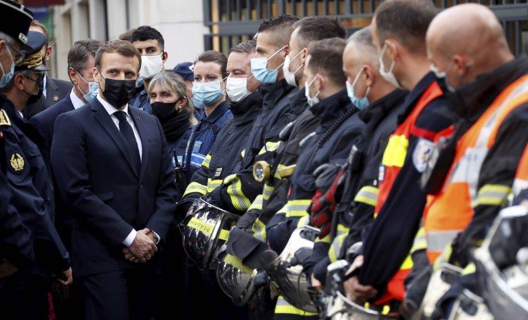 Vague d'attaques contre la France