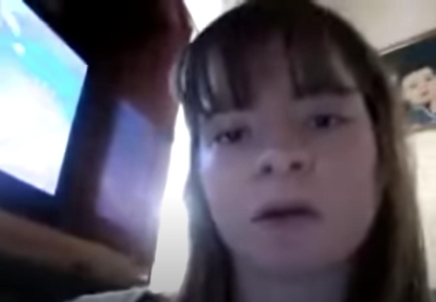 Amandine du 38 sur Youtube.© Capture d'écran Youtube