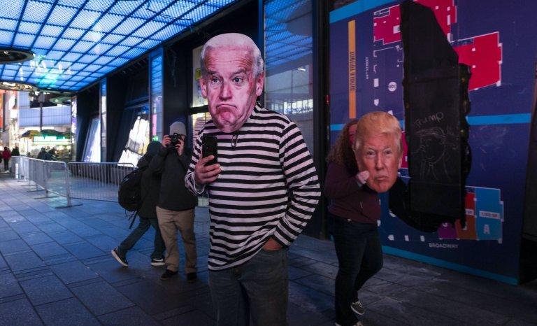 Elections américaines: la rhétorique en campagne