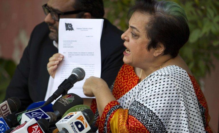 Nous sommes heureux et fiers de vous annoncer que le Pakistan a une ministre chargée des Droits de l'Homme!