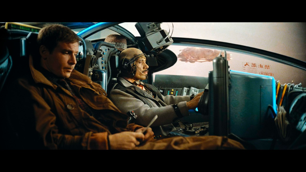 Blade Runner, de Ridley Scott (1982), adapté du roman de Philip K. Dick, Les androïdes rêvent-ils de moutons électriques? © D.R.