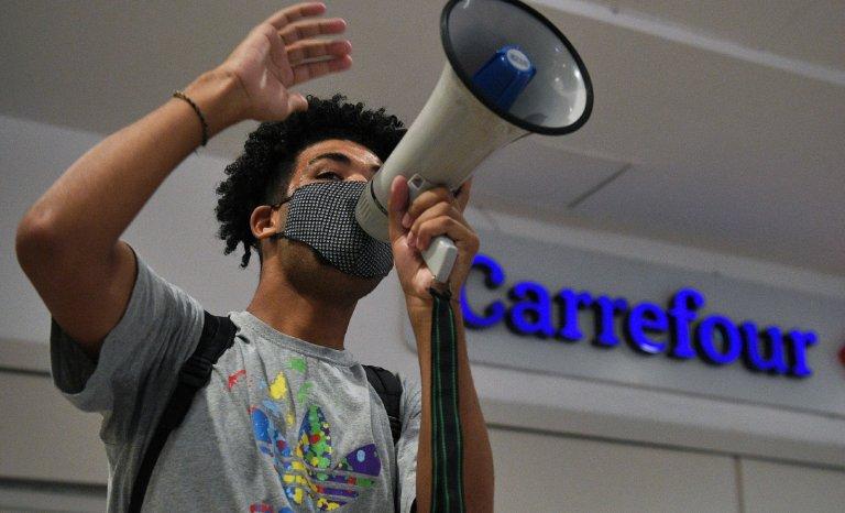 Carrefour et le racisme imaginaire