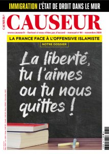 Novembre 2020 – Causeur #84