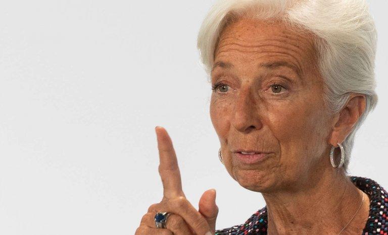 Christine Lagarde, dernier rempart face à la crise?