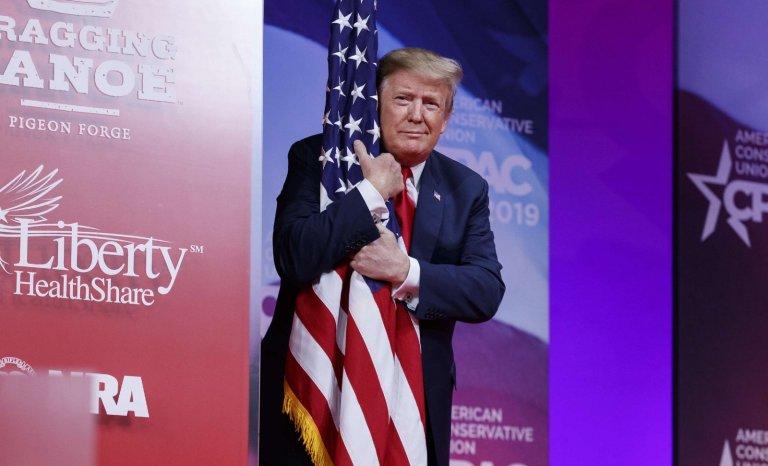 Donald Trump: le punching ball des élites mondialisées rebondira