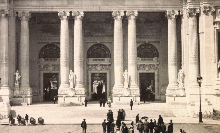 Grand Palais: pour une restauration de la Belle Époque!