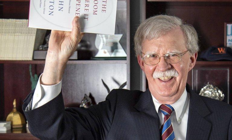 John Bolton persiste et signe (5/5)
