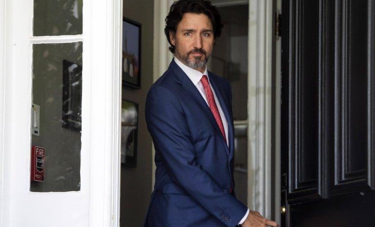La liberté d'expression de bazar de Justin Trudeau