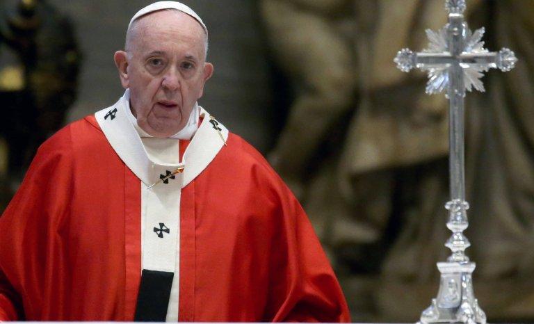 Inquiéter, tel est le rôle du Pape?