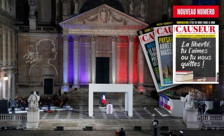 Causeur: la France face à l'offensive islamiste