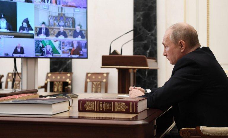 Pour la Russie, le blasphème est l'affaire de tous