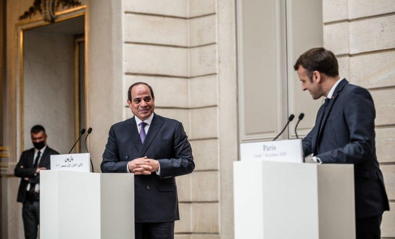 Al-Sissi / Macron: loi de Dieu, loi des hommes