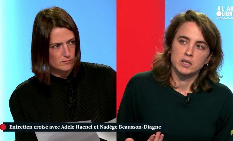 Adèle H. parle de sa « déconstruction » au personnel de la Clinique Médiapart