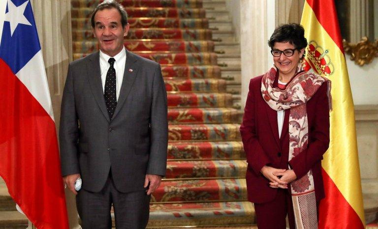 """""""Le Chili est une démocratie solide"""""""