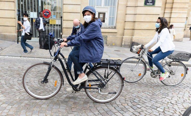 Hidalgo, un petit vélo dans la tête