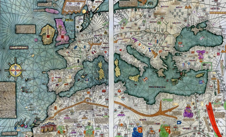 Géographie: la carte maîtresse