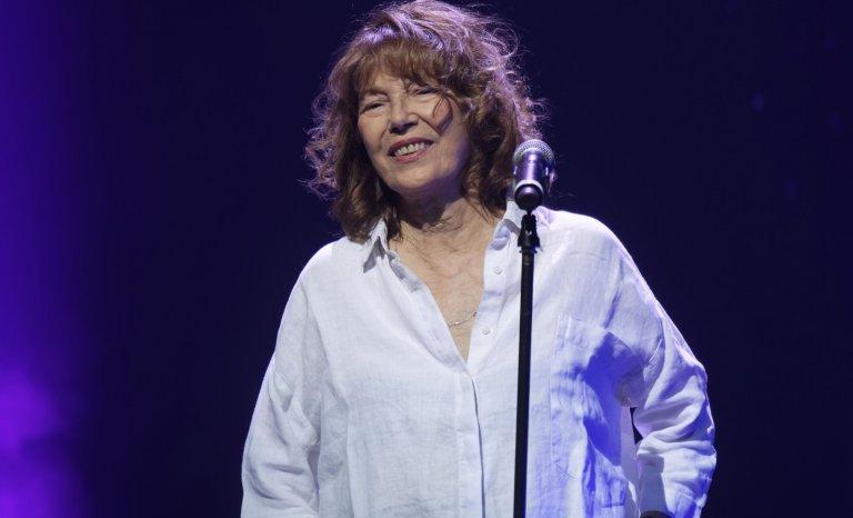 "Jane Birkin bouleversante dans son dernier album ""Oh pardon tu dormais"""