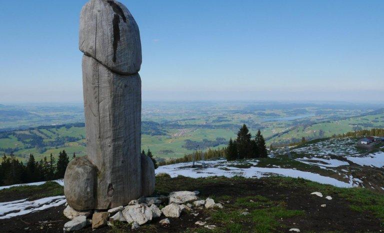 Érection alpine