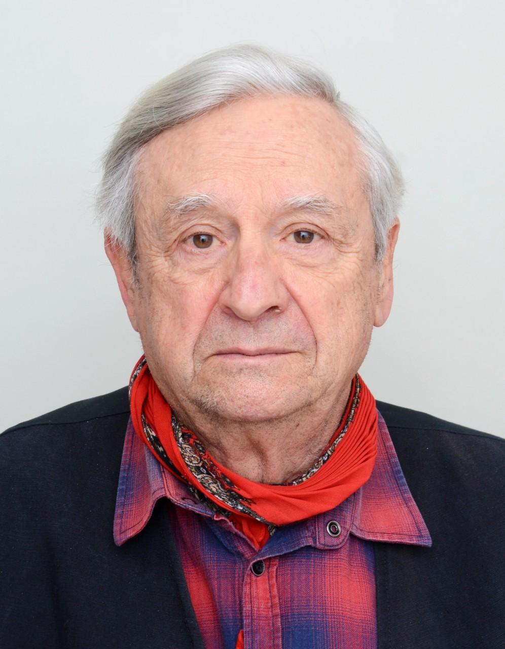 Le psychanalyste et critique littéraire français Henri Rey-Flaud. Photo: D.R.