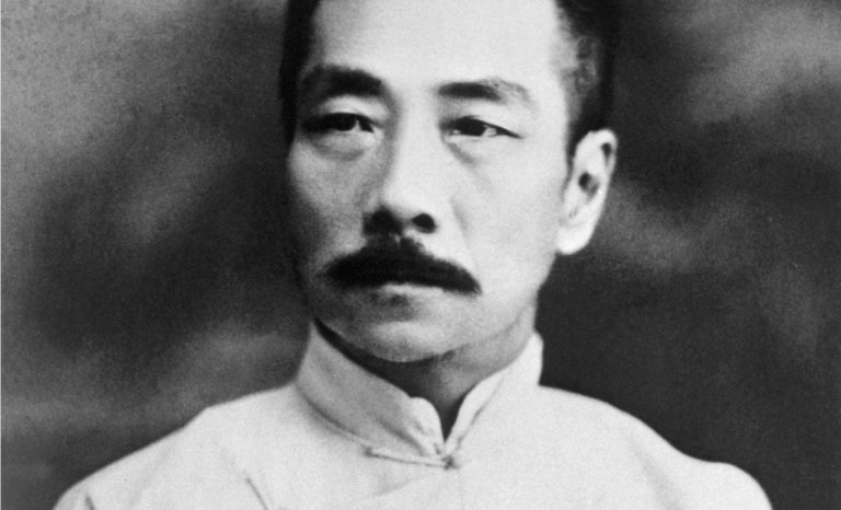 """Lu Xun: """"Oubliez-moi et occupez-vous de vous-même!"""""""