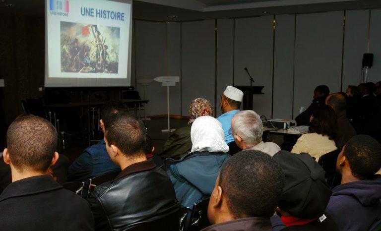 L'assimilation, une ambition française