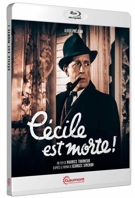 """""""Cécile est morte"""" en Blu-ray.©Gaumont"""