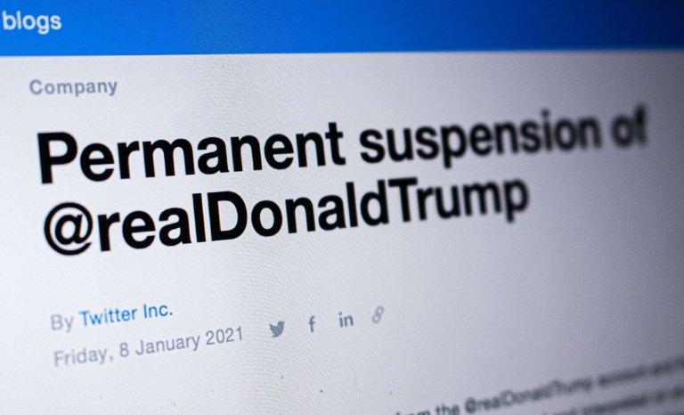 Trump et Twitter: quand Ubu est remplacé par Big Brother…