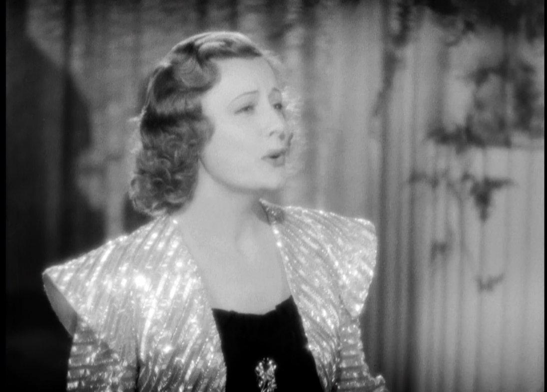 "Irène Dunne dans ""Elle et lui"" de Leo McCarey (1939). © Lobster"