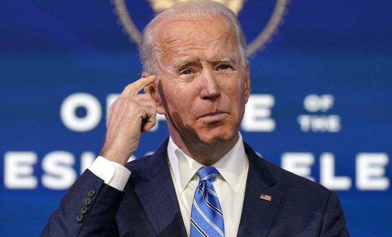 Joe Biden: J-3 avantun «président normal»?