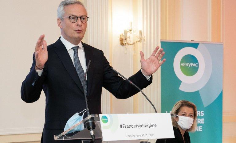 La France se dote d'un ronflant Conseil national de l'hydrogène