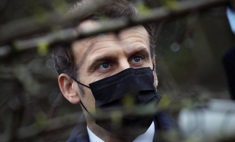 Emmanuel Macron, président de la République, 2017-2027