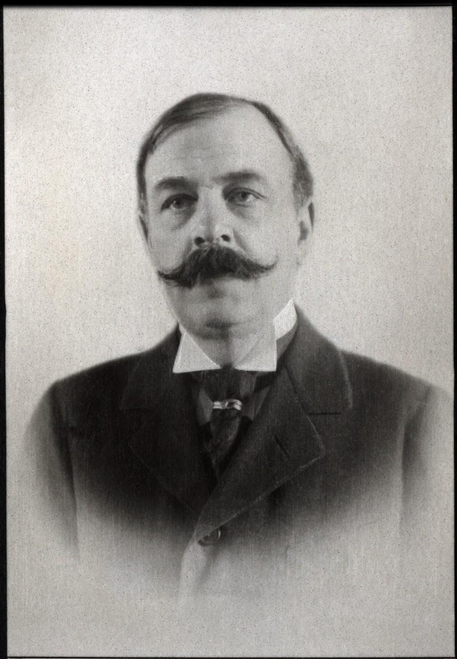 Octave Mirbeau (1848-1917). © Bianchetti/leemage