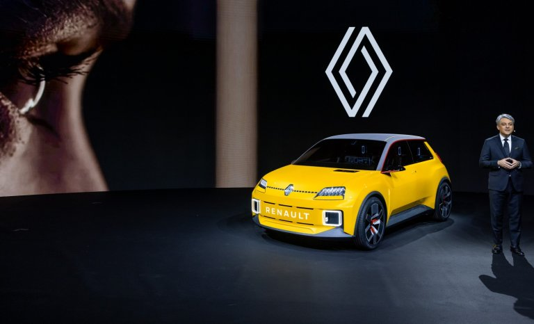 De quoi la Renault 5 est-elle le nom?