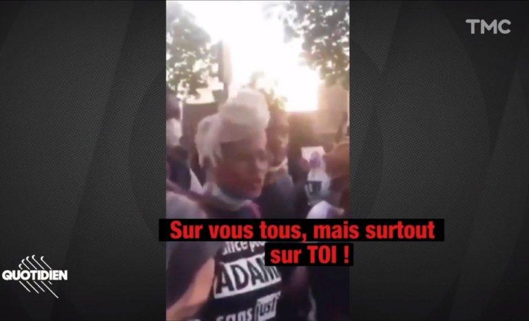 Assa Traoré: le soutien très gênant de la youtubeuse Nadjélika