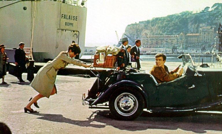 Avec Audrey Hepburn sur les routes de France